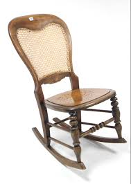 100 Woven Cane Rocking Chairs A Late Victorian Beech Frame Rocking Chair Inset Wovencane Panel To