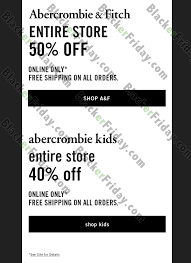 Cyber Monday Deals Abercrombie / August 2018 Wholesale Abercrombie Survey 10 Off Af Guideline At Tellanf Portal Candlemakingcom Fgrance Discounts Kids Coupons Appliance Warehouse Coupon Code Birthday September 2018 Whosale Promo For Af Finish Line Phone Orders Gap Outlet Groupon Universal Orlando Fitch Boys Pro Soccer Voucher Coupon Code Archives Coupons For Your Family Express February 122 New Products Hollister Usa Online Top Punto Medio Noticias Pacsun 2019