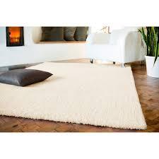 teppich hochflor san remo 70 x 140 cm beige