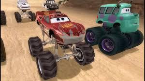 100 Juegos De Monster Truck Rayo McQueen 3 De 4 RACE O RAMA CARS Espaol