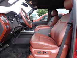King Ranch Seats Dash and trim for sale trade Ford