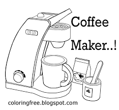 Coffee Cup Coloring Pages Best Of Free Printable Pictures To Color Kids Drawing Ideas