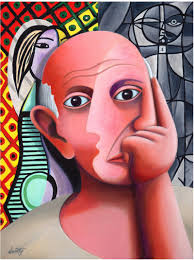 Jackson Dainty Masters Of Change Pablo Picasso