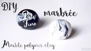 diy comment faire de la pâte fimo marbrée how to make marble