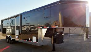 100 Custom Travel Trailers For Sale Toy Hauler