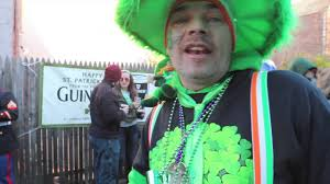 Big Ang Mural Staten Island by The Bar Scene After The St Patrick U0027s Day Parade Youtube