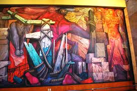 Famous Mexican Mural Artists by Jorge González Camarena Wikipedia