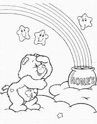 Care Bear Coloring 14