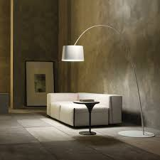 Curved Floor Lamp Next by Bedroom Standing Lamps Inspirations With Pipe Pole Modern Lighting