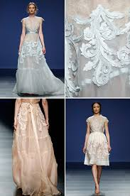Favorite Wedding Dresses from Barcelona Bridal Week