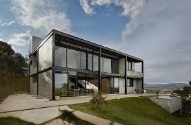 104 Homes Made Of Steel Metal Frame Houses 5 Best Frame Design Examples 333 Images Artfacade