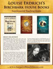 Teaching Guide To Louise Erdrichs Birchbark House Books