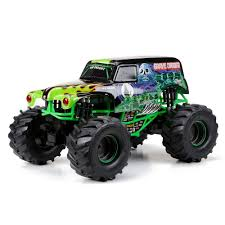 Bright 61030G 9.6v Monster Jam Grave Digger RC Car 1 10 Scale   EBay New Bright 124 Scale Rc Monster Jam Grave Digger Shop Your Way Amazoncom 61030g 96v Car Review Youtube 1530 Pops Toys Gizmo Toy Rakuten 143 Remote Control The Pro Reaper Is Chosenbykids And This Mom Money Truck Unboxing Trucks New Bright Automobilis D2408f 050211224085 Knygoslt Ff Maxd 110 Buy Black Vehicle Max Din Brutus 1 8 Play In All Terrain Powerful