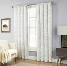 Bed Bath And Beyond Semi Sheer Curtains by Pinehurst Rod Pocket Window Curtain Panel Bed Bath U0026 Beyond