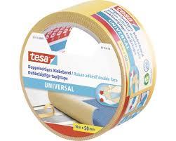 tesa doppelseitiges klebeband universal 10m x 50mm