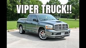 Modified 2006 Dodge Ram SRT-10 VIPER TRUCK REVIEW - YouTube Dodge Ram Srt10 Amazing Burnout Youtube 2005 Ram Pickup 1500 2dr Regular Cab For Sale In Naples Sold2005 Quad Viper Truck For Salesold Gas Guzzler Dodge Viper Srt 10 Pickup Truck Pick Up American America 2004 Used Autocheck Crtd No Accidents Super Clean 686 Miles 1028 Mcg Sale Srt Poll November 2012 Of The Month Forum Nationwide Autotrader