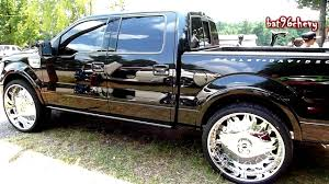 2011 Ford F-150 Harley Davidson Truck On 30