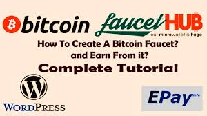 Bitcoin Faucet Rotator Script by Make Money With Your Own Bitcoin Faucet Bitcoinking