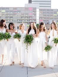 13 unique bridesmaid dress ideas for ballsy brides unique