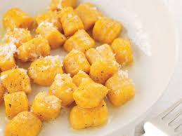 Pumpkin Gnocchi Recipe by Carrot Potato Gnocchi Recipe Grace Parisi Food U0026 Wine