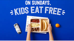 Chipotle Halloween Special Hours by Kids Eat Free At Chipotle Every Sunday In September With Entree