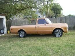 1968 Chevy Truck C10 | Chevrolet Pickups | Pinterest | 1968 Chevy ...