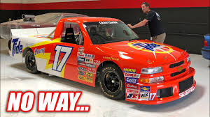 100 Nascar Truck For Sale We Found Another STREET LEGAL NASCAR ITS SO CLEAN YouTube