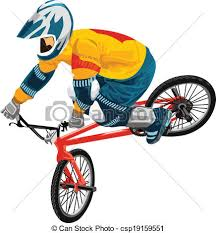 Bmx Illustrations And Clip Art 1502 Royalty Free Drawings Graphics Available To Search From Thousands Of Vector EPS Clipart