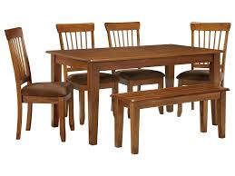 Ashley Furniture Barista36 X 60 Table With 4 Chairs Bench