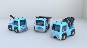 100 Model Toy Trucks TOY TRUCKS 3D CGTrader
