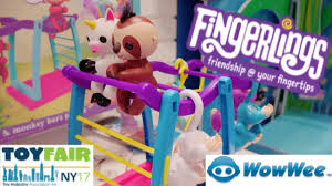 NEW FINGERLINGS More From WOWWEE At Toy Fair 2017