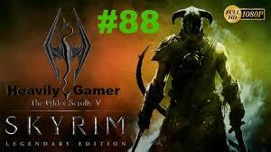 Elder Scrolls V Skyrim Gameplay Walkthrough Orc Part 88 Lights
