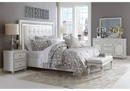 Raymour And Flanigan White Headboard by Lacks Sky Tower 4 Pc Queen Bedroom Set Contemporary Style Home