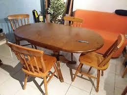 esstisch mit 4 stühlen gebraucht landhaus style shabby eur