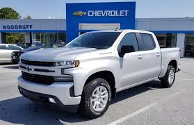 Woodruff - All 2019 Chevrolet Silverado 1500 Vehicles For Sale