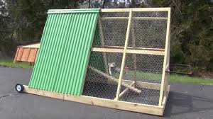 Perfect Portable Chicken Coop - YouTube Building A Chicken Coop Kit W Additional Modifications Youtube Best 25 Portable Chicken Coop Ideas On Pinterest Coops Floor Space For And Runs Raising Plans 8 Mobile Coops Amazing Design Ideas Hgtv Pawhut Deluxe Backyard With Fenced Run Designs For Chickens Barns Cstruction Kt Custom Llc Millersburg Oh Buying Guide Hen Cages Wooden Houses Give Your Chickens Field Trip This Light Portable Pvc Diy That Are Easy To Build Diy