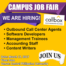 Front Desk Agent Salary Philippines by Callbox Careers Iloilo Home Facebook