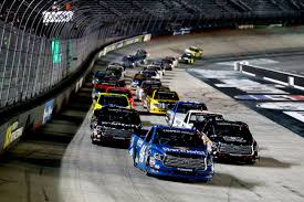 2017 Bristol Truck Results - August 16, 2017 - NCWTS - Racing News Kyle Busch Puts On Clinic To Score Fifth Truck Series Win At Bristol Fox Nascar Twitter News The Race From Looks Beyond Decling Attendance Tv Ratings Camping World 2017 Motor Speedway Dale Jr And Peyton Manning Enjoy A Day Schedule Forecast Qualifying Drivers For Results Stats Wnings Wikipedia Alltime Wins Spring Photo Galleries Race Weekend Northeast Tennessee Old Bastard Thomas Ogle Wins Iracing Starting Lineup August 16