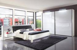 xora schlafzimmer in schwarz weiß schwarz weiß