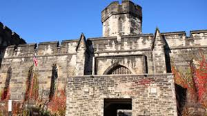 Eastern State Penitentiary Halloween 2017 by Recap Old Idaho Penitentiary Travel Channel
