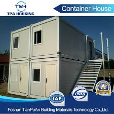 100 Modular Container House Hot Item AntiEarthquake Fire Rated Low Cost