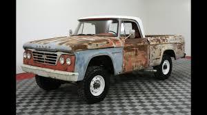 100 1964 Dodge Truck DODGE POWER WAGON YouTube