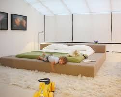 Charming Idea Low Bed Delightful Ideas Design Remodel Pictures