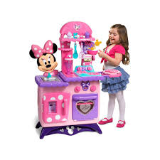 Minnie Mouse Bow-tique Flippin' Fun Kitchen - Just Play - Toys