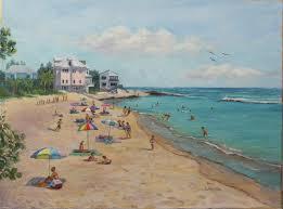 Bathtub Beach Stuart Fl by Palm City Art Associates Artist Education Education