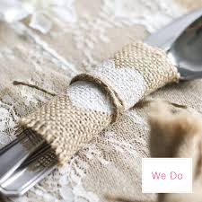 60pcs Lot Jute Cup Mat Table Placemat Coasters Rustic Wedding Centerpiece Decoration Mariage Vintage Decor In Party DIY Decorations From Home