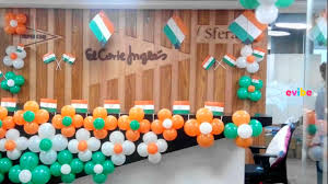 100 cubicle decoration ideas for indian independence day
