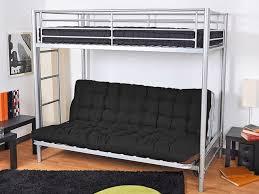 lit mezzanine avec canapé convertible fixé lit mezzanine avec canapé convertible canapé idées de décoration