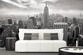 chambre theme new york kirafes