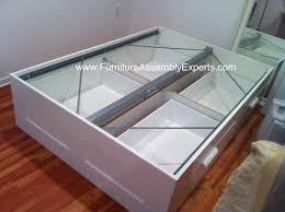 ikea brimnes storage bed assembled in vienna va by furniture
